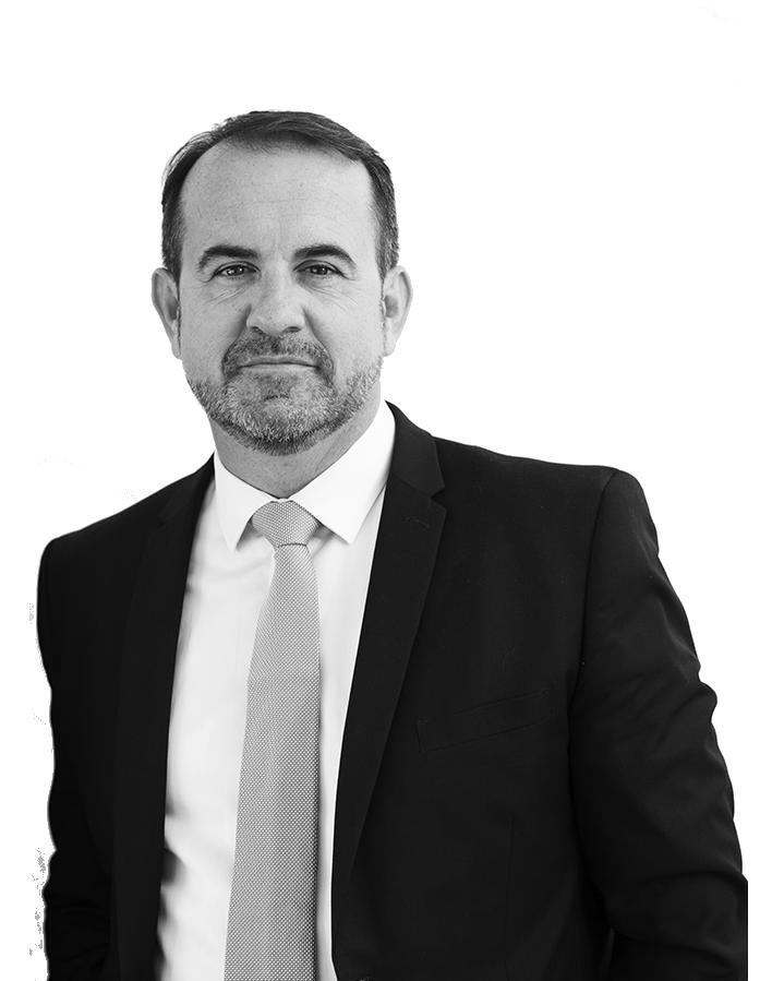 Hervé Saulignac, candidat aux législatives de la 1ère circonsription de l'Ardèche