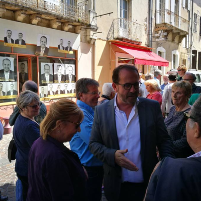 Inauguration de nos locaux de campagne à Privas, Le Teil et Bourg-Saint-Andéol