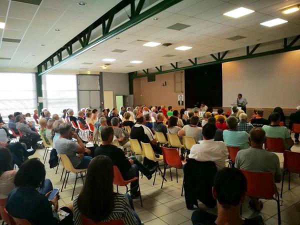 Des échanges constructifs à Saint-Martin-de-Valamas et Chomérac