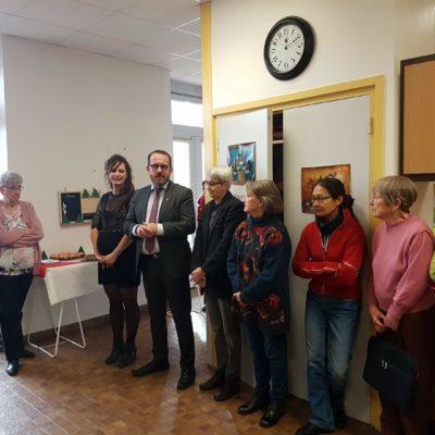Rencontre avec l'association France Alzheimer Ardèche de Privas