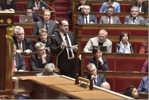 Question au Ministre de l'Agriculture sur les conséquences de la sécheresse en Ardèche