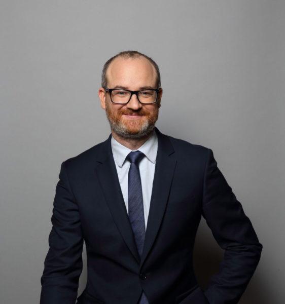 Jules Jouassard, assistant parlementaire de Hervé Saulignac