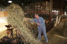 Le soutien aux éleveurs ardéchois
