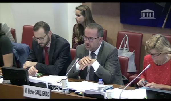 Je suis rapporteur du texte bioéthique sur le don dorganes