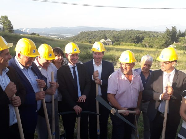 Jour historique pour Le Teil et le Sud Ardèche !