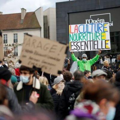 Soutien aux acteurs culturels, soutien à l'appel des non-essentiels !