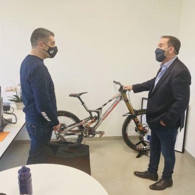 25-02-21 rencontre entreprise «Pon.Bike Performance» - Privas