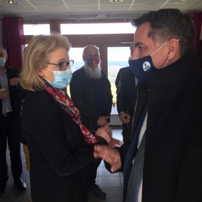 ARCEPT St Jean Chambre 26-03-21 1 Laure de la Raudière Laurent Ughetto