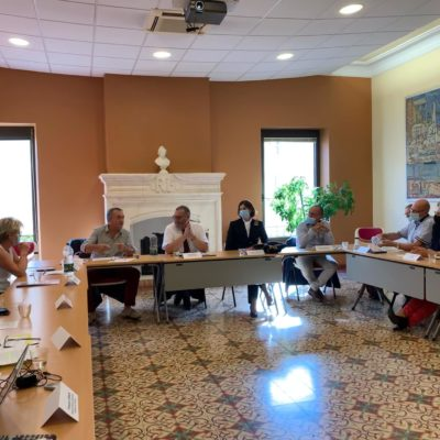 16-09-21 FB Joël Giraud, secrétaire d'État à la ruralité 5
