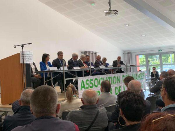Congrès des maires ruraux à Alissas